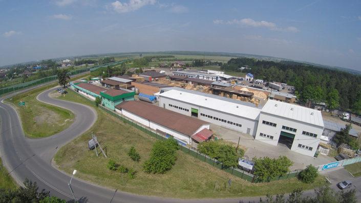 Widok na firme Montspoż