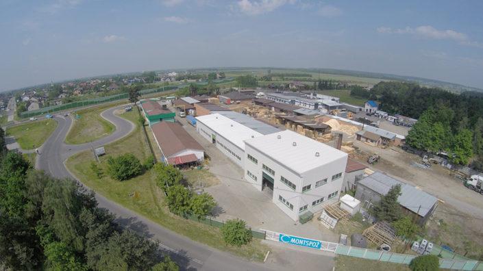 Widok na firme Montspoż 2
