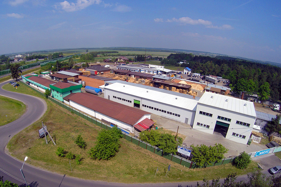 Firma Montspoż - Krzepice