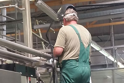 Precyzja pracy - Monstspoż
